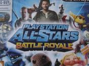 Arrivage PlayStation All-Stars Battle Royale (PS3) version promo