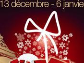 Village Trocadéro Noël patinoire jusqu'au janvier 2013.
