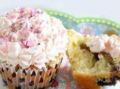 Cupcakes myrtilles chocolat blanc