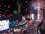 Réveillon Jour l'An Times Square York