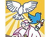 compte Twitter Pape, plus deux millions followers, bientôt latin