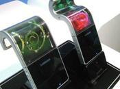 Samsung écrans flexibles 2013