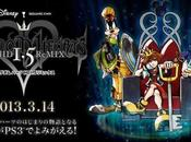 Kingdom Hearts Remix daté pour nippons