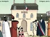 Petite histoire colonies françaises, tome l'histoire décalée immigrés racontée François Mitterrand