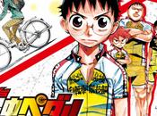 manga Yowamushi Pedal adapté anime