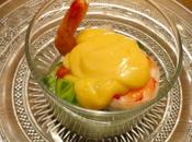 Sauce Kimizu crevettes