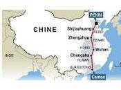 plus longue ligne monde (Pékin-Canton 2298km)