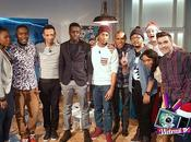 coulisses Webreal avec Soraya, Marco Volcy collectif Uni'Son
