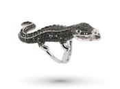 Joaillerie Crocodiles Richard Orlinski Edouard Nahum