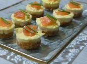 [Spécial fêtes] Cheesecake saumon fumé Smoked salmon cheesecake