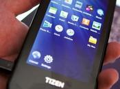 Samsung Galaxy sous Tizen