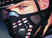 Santé masques anti-pollution pour adeptes vélo