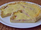 Tarte Reblochon Bacon, tour Cuisine #205