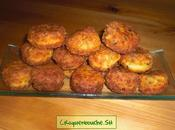 Boulettes mozzarella ciboulette