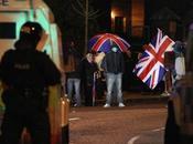 """Irlande Nord Union """"Jackerie"""" Belfast depuis jours"""