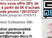 Pour nouvelle année, bouge chez YouGo Déco!!!