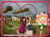 Taïwan Taichung International Flower Festival