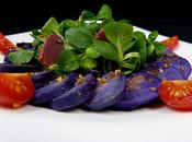 Salade vitelottes tiedes