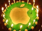 Cette semaine, plusieurs anniversaires chez Apple...