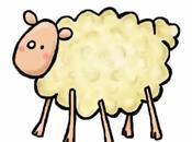 Trouver moutons cinq pattes
