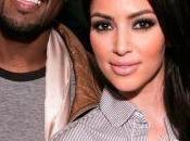 Kardashian Kanye West s'installent