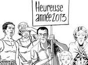 Cartes voeux 2013 d'auteurs