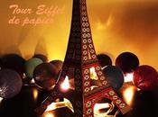 Tour Eiffel papier