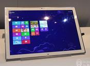 Vidéo tablette Panasonic