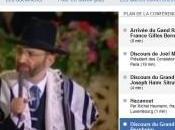 Gilles Bernheim grand rabbin dans canard enchaîné.