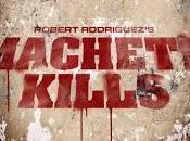Dates sortie pour Machete Kills, Gravity Riddick