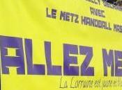 Metz handball masculin entre mauvais résultats irrespect elus