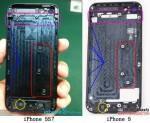 Première photo l'iPhone