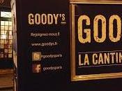 Gorgonzola burger Goody's Gaudeamus