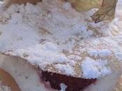 Millefeuille léger (feuilles brick) framboises