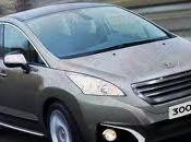 Peugeot 3008 restyllée, pour salon Guangzhou...