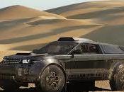 Range Rover Evoque, préparé pour Dakar!