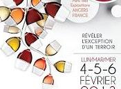 Salon Vins Loire Angers. Blancs