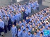 Géopolitiqe Chine...Logai Centre Rééducation travail forcé
