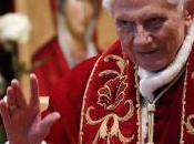 pape Benoît annonce démission prochaine