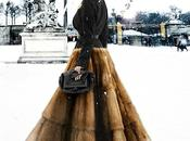 Fashionweek Paris Haute Couture: Coldest Night Year