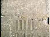 Salle vitrine tepemânkh guise prémices l'étude mobilier funéraire