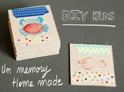 kids créer memory 100% home made