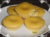 Muffins moelleux miel