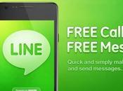 LINE: Appel message GRATUITS
