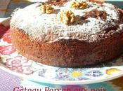 Gâteau Persan noix