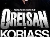 Koriass Orelsan ensemble Montréal lumière