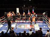 Boxe Thai warrior night
