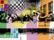 Chess avec Andy Warhol