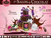 Entre chocolat défilé mode...
