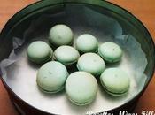recette Fruits Secs Macarons d'Yves